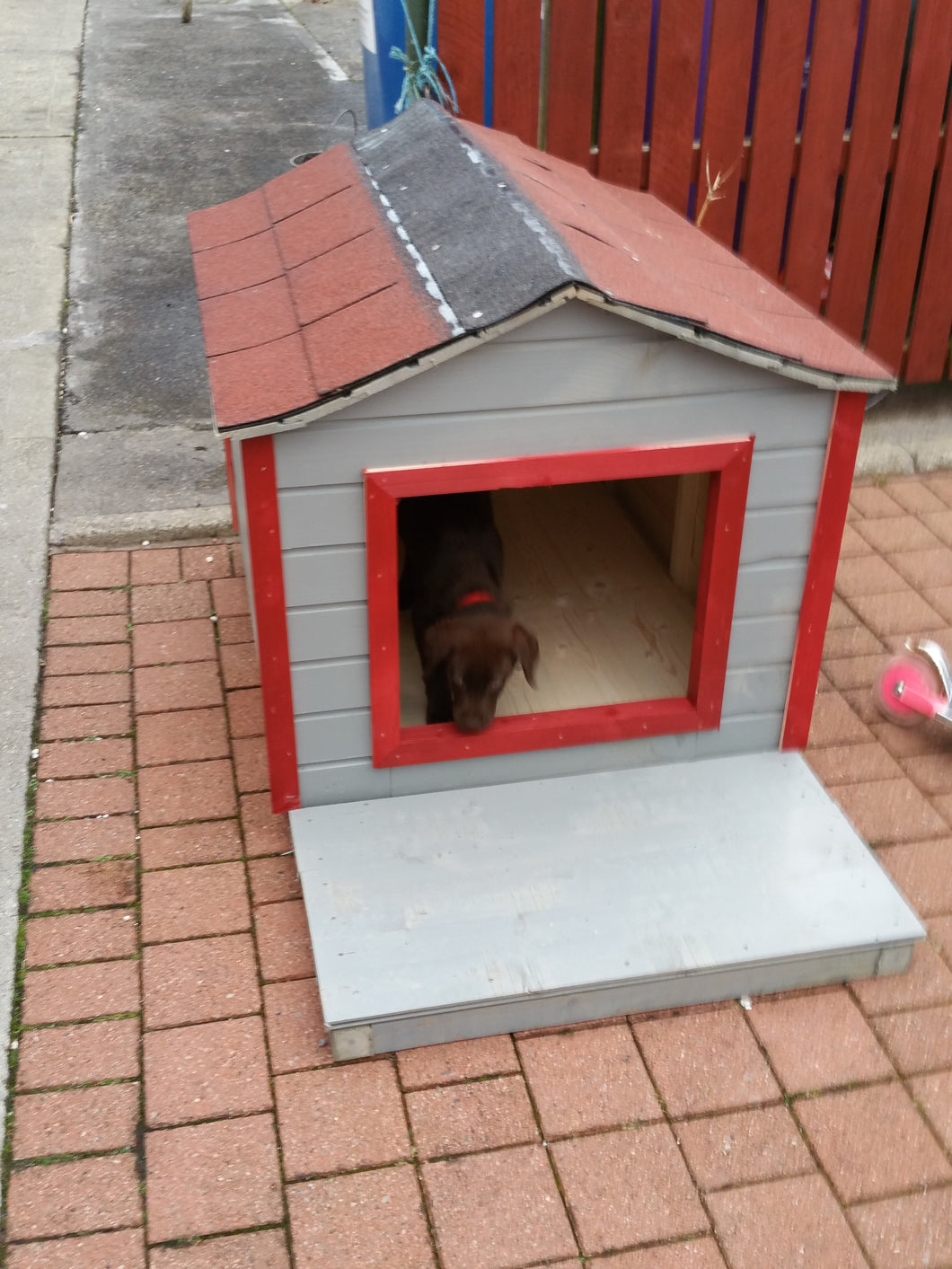 Simple Dog Kennel