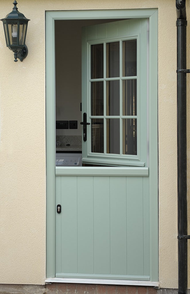 Cottage Half Door