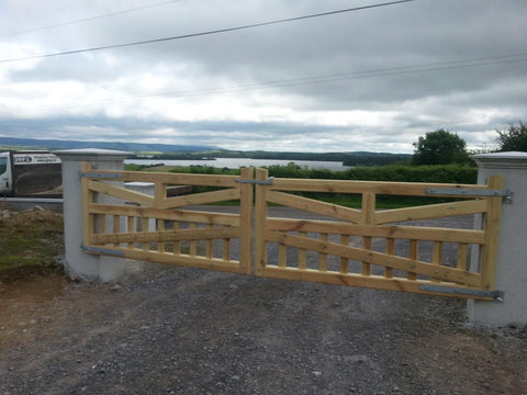 Lough Arrow Gates