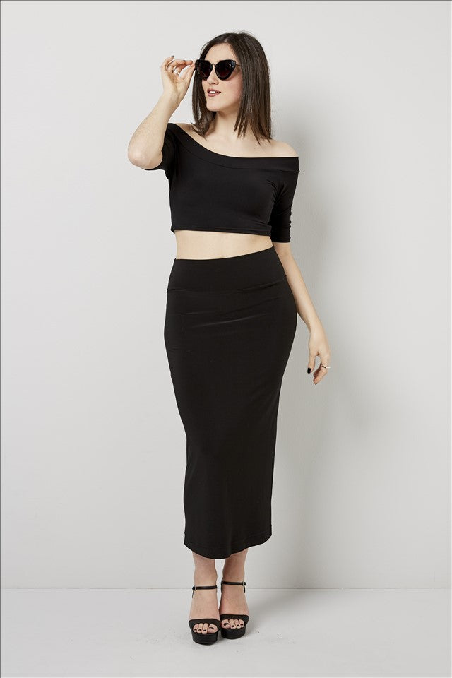 Long Basic Skirt