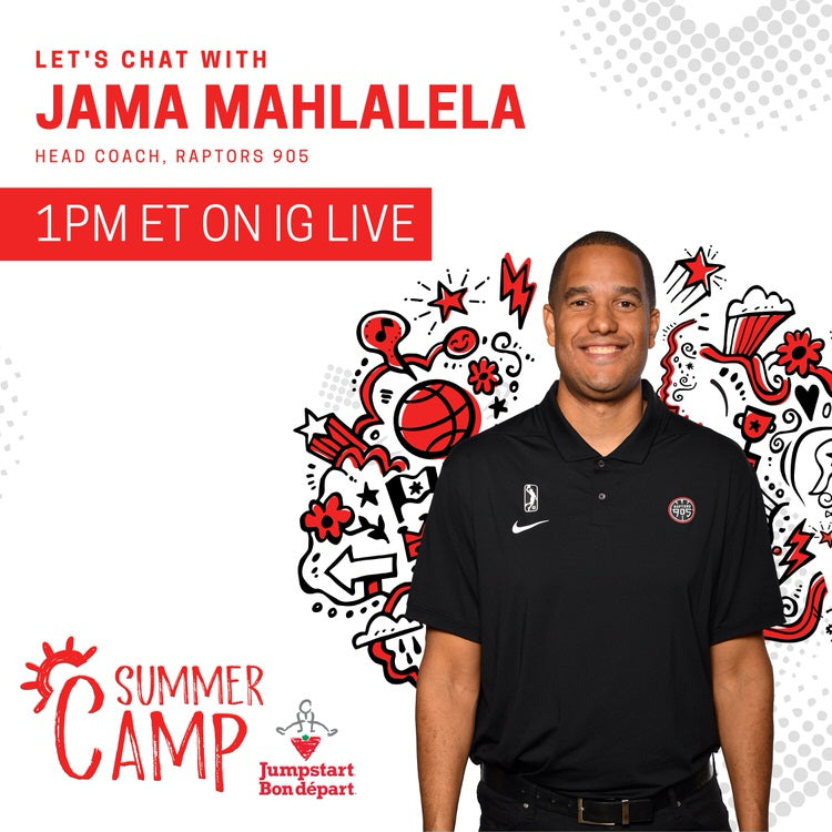Let's chat with Jama Mahlalela