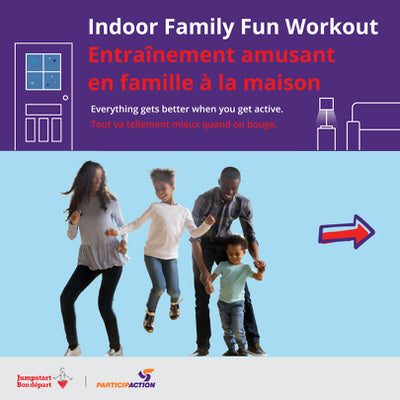 Indoor Family Fun Workout