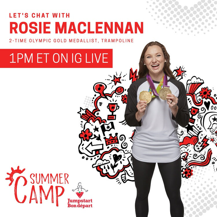 Let's chat with Rosie Maclennan.