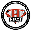 HEROS Logo (Hockey Education Reaching Out Society)