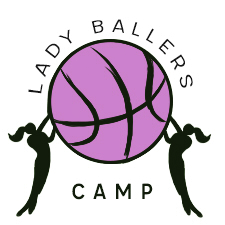 Lady Ballers Camp Logo