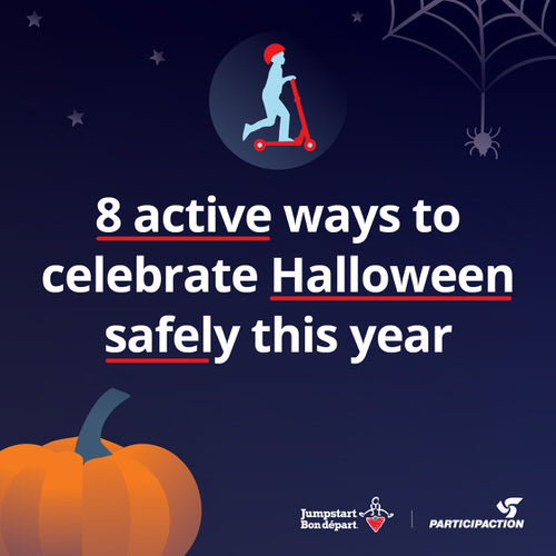 8 active ways to celebrate Halloween safely this year