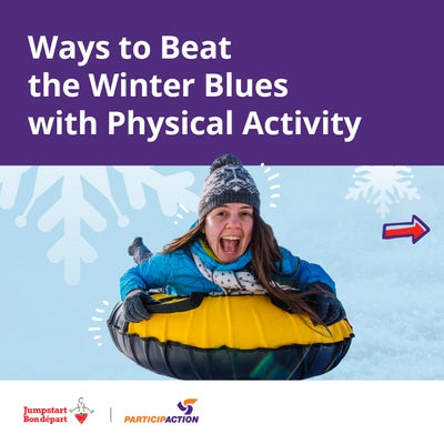 Ways to Beat the Winter Blues with Physical Activity