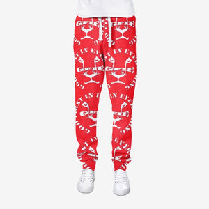GFIE All-Over Print Men's Joggers Sweatpants