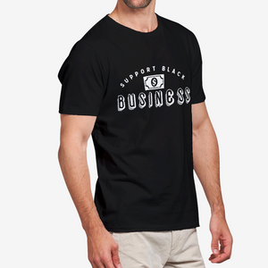 SUPPORT BLACK BUSINESS N EQUALITY T-Shirt, [EXCLUSIVE CAMPAIGN 2020]