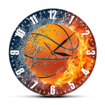 Horloge Murale Originale Passion Basket