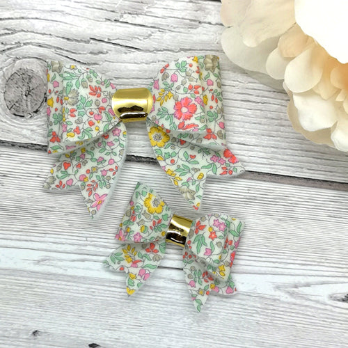 Liberty Of London 'Katie & Millie' Franchi Mini Bow