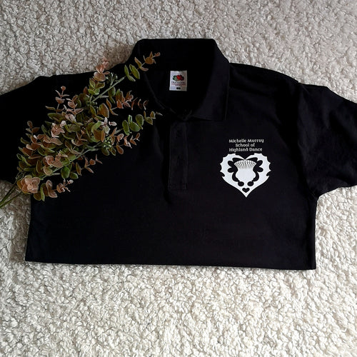 Dance Polo Shirts