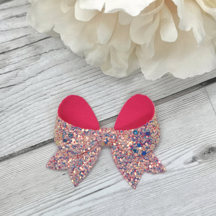 Pink Punch Franchi Fancy Bow