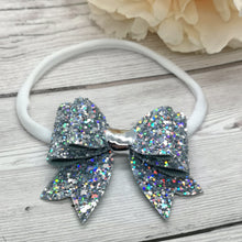 Load image into Gallery viewer, Disco Ball Franchi Mini Bow