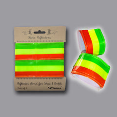 RR039RYG Retro Reflectives Bands