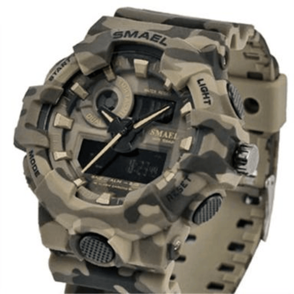 Military Style and Sport Watches - Snag Your Treasures'