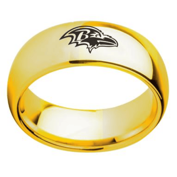 U.S Sports NFL, MLB, NHL, NCAA Team Fan Logo Rings - Snag Your Treasures'