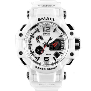 SMAEL Sports Water Resistance Watch for Men - Snag Your Treasure