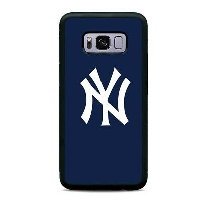 New York Yankees Baseball Team Logo Silicone Case Cover for iPhone & Samsung - Snag Your Treasure