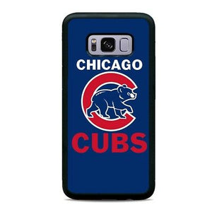 Chicago Cubs Baseball Team Soft Silicone Phone Case Cover for iPhone & Samsung - Snag Your Treasure