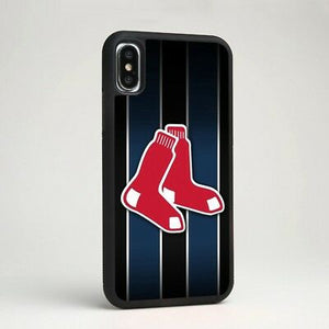 Boston Red Sox American Baseball Silicone Tpu Cover Case for iPhone & Samsung - Snag Your Treasure