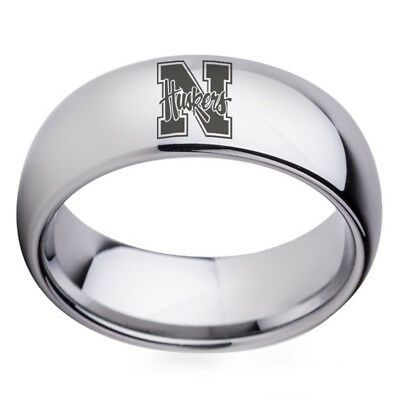 NCAA Nebraska CornHuskers Sports Logo Team Ring - Snag Your Treasure