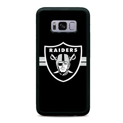 NFL Oakland Raiders American Football Silicone Case Cover for iPhone & Samsung - Snag Your Treasure