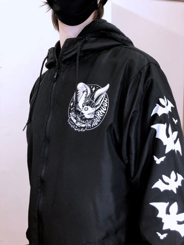 MISCHIEF ✦ windbreaker jacket