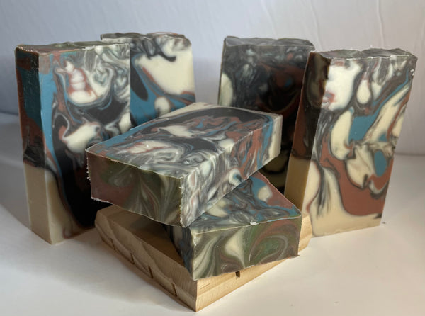 Boyz N Beardz bar soap