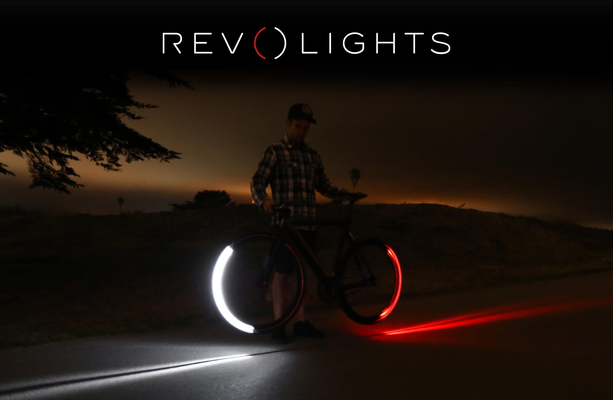 Cycling 2017 Night Riding Color Reflective Vest Led Cycling Back Bike Light Night Safety Taillight Bicycle Parts