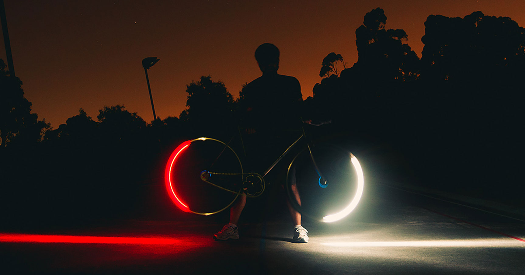 Revolights Bicycle Lighting System The Future Of Bicycle
