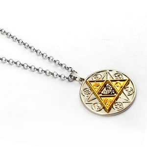 The Legend of Zelda Neckalce Breath of Wild Pendants Metal Chain Round Choker Colar Gift Men Women Jewelry Anime Kolye Steampunk