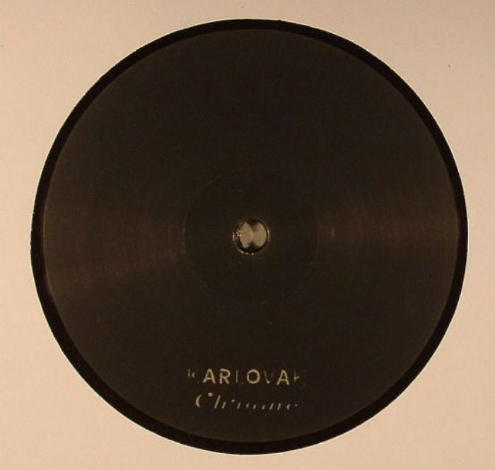 "Mr. Tophat & Art Alfie ‎- KVC-1 - 12"" - Karlovak Chrome"