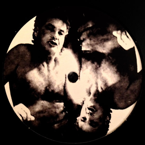 "D-IX - The Hoff EP - 12"" - Lack"