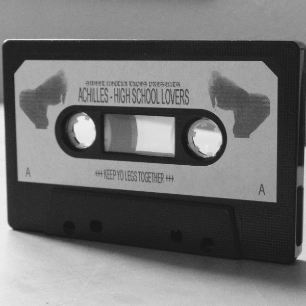 Achilles - High School Lovers - Cassette - Sweet Nectar Tapes
