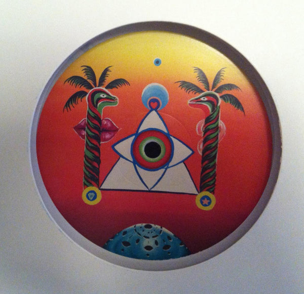 "Throwing Shade - Mystic Places / Lights - 12"" - Ominira"