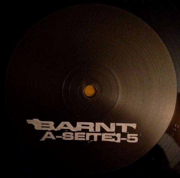"Barnt - If She Says She Is A Healer, She Is A Healer - 12"" - Holger"