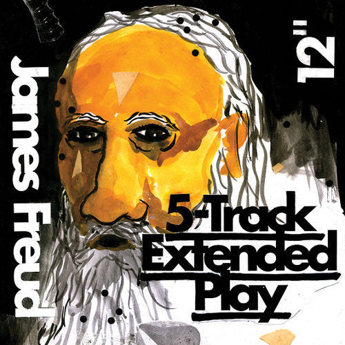 "James Freud - 5-Track Extended Play - 12"" - Poem"
