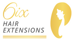 6ix Hair Extensions Logo