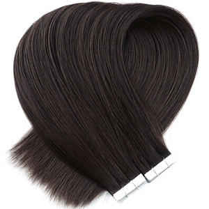 Espresso Tape in Hair Extensions