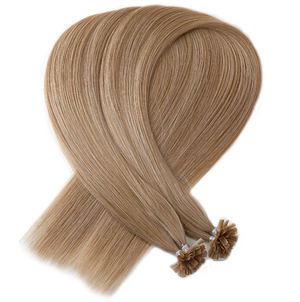 Honey Blonde Keratin Bond Tip Hair Extensions