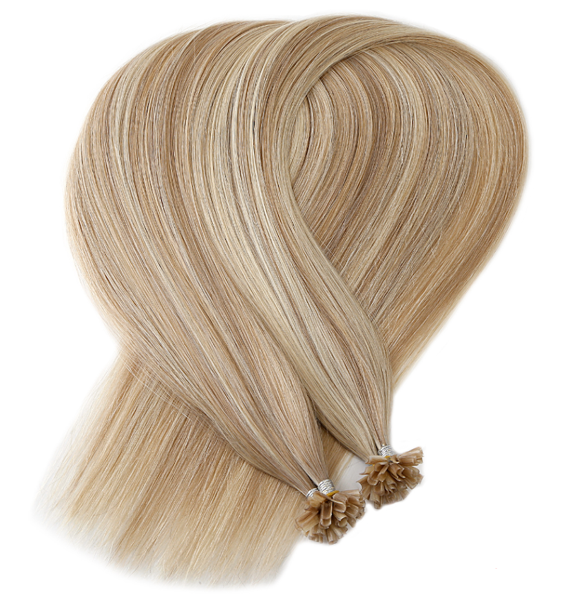 Honey Blonde With Golden Blonde Highlights