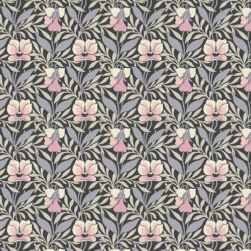 Harriets Pansy / Pink & Grey