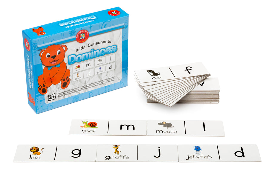 Initial Consonant Dominoes