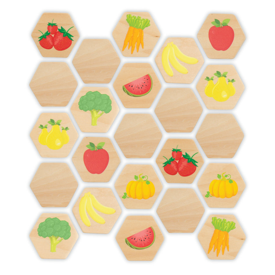 Healthy Eating Memory Game
