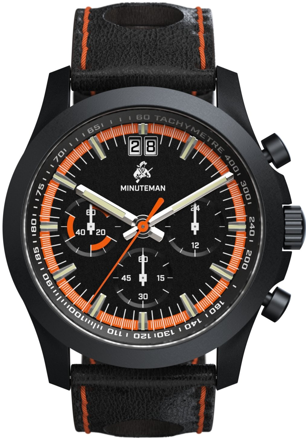 Minuteman Watches Launches New Salvo in Campaign for Veterans