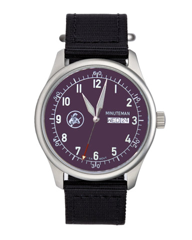 Minuteman A11 Plum Purple