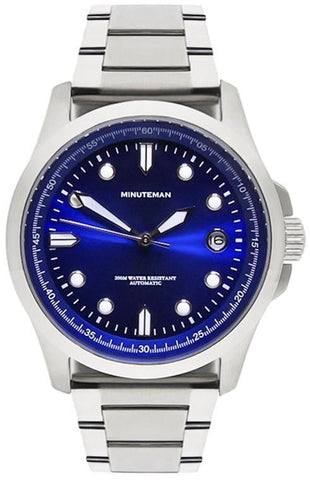 Minuteman  Sentinel USA assembled wristwatch,minutemanwatches,Minuteman,Wrist Watch