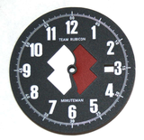 Minuteman  Team Rubicon DLC Color Logo Quartz USA assembled wristwatch,minutemanwatches,Minuteman,Wrist Watch