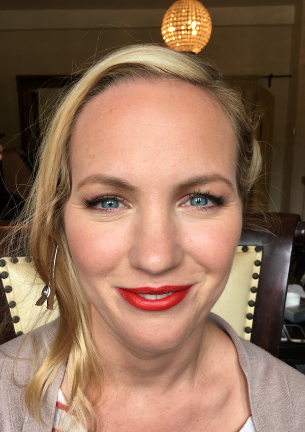 Wedding Makeup Trial